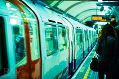 London Underground - Tube. England, UK