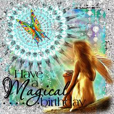 Graphics For Happy Birthday Fairy Graphics | www.graphicsbuzz.com