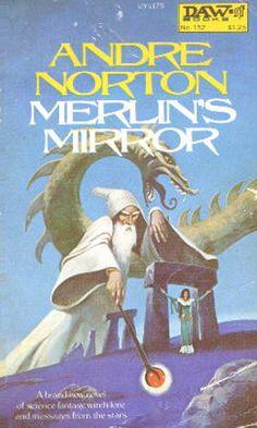 Merlin's Mirror by Andre Norton.