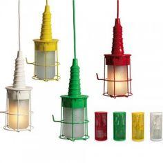 Seletti Ubiqua Lamp by Selab - Hanging lamps - Lighting