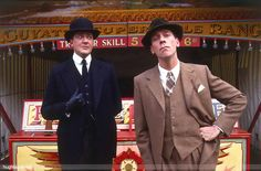 Jeeves and Wooster - Low on Costume, High on Hilarity Jeeves And Wooster, Masterpiece Theater, Frocks, Comedy, Suit Jacket, British, Costumes, Collection, Chains
