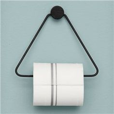 Ferm Living Sort toiletpapir holder