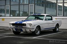 Ford Mustang Fastback ´65