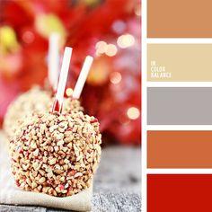 Мягкий, бархатный кремовый, серый необычайно нежного оттенка, приглушенный красный все эти цвета подарят вам нежность, спокойствие. Используйте эти цвета как основные в спальной комнате и нежные, полные спокойствия минуты, часы вам гарантированы. Идеальный вариант для помещения, где можно немного помедитировать.