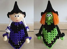 Ravelry: Witch Lovey Blankies pattern by Knotty Hooker Designs