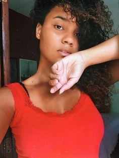 #girl #model #blackwoman #negra #curlyhair #curly #Brasil #Brazil #girlpower