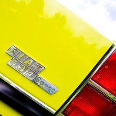 Fiat 124 Sport #fiat