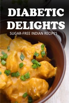Sugar-Free Indian Recipes (Diabetic Delights) *** Visit the image link more details.