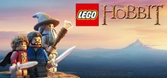 Reclaim the Lost Kingdom brick by brick! Join Bilbo Baggins, Gandalf, Thorin and his company of Dwarves in an epic adventure across Middle-earth to recapture the Lonely Mountain in the most expansive LEGO game to date. Lego Games, Pc Games, Traveller's Tales, Broadband Internet Connection, Game Keys, Free Lego, Single Player, Game Logo, Lego Movie