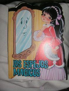 CUENTOS TROQUELADOS LOS ESPEJOS MAGICOS EDITORIAL ANTALBE CUENTO TROQUELADO - Foto 1