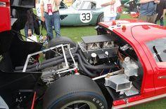 1966 Ford GT40 MKI. Ford 289 engine [OC]- Imgur