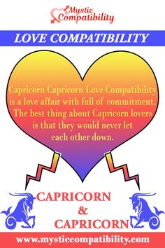 Capricorn Capricorn Love Compatibility is a love affair with full of commitment. The best thing about Capricorn lovers is that they would never let each other down. #Capricorn #Capricorn #Relationship #Compatibility #Capricorn_Capricorn #Relationship_Compatibility #CapricornCapricorn #RelationshipCompatibility Virgo And Aquarius Compatibility, Leo And Sagittarius, Libra Zodiac, Pisces Sign, Pisces Quotes, Astrology Leo, Sagittarius And Capricorn, Gemini Man, Pisces