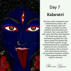 Navaratri Day 7