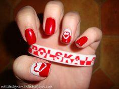 Zdobienia paznokci: POLSKA !!