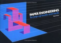 Paper Engineering for Pop-Up Books and Cards. This book illustrates in dynamic form ten basic mechanisms which are used in making pop-up books. It offers many imaginative possibilities. Available at Campbelltown campus library. #paperengineering #popup