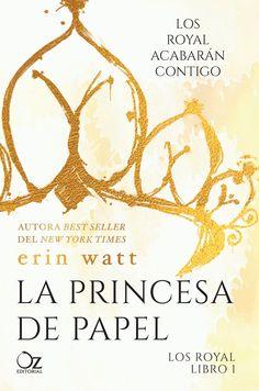 P R O M E S A S   D E   A M O R: Reseña   La princesa de papel, Erin Watt
