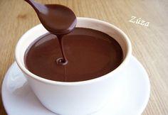 Csokoládészósz | NOSALTY Aioli, Pesto, Dips, Butter, Food Humor, Creme Brulee, Chocolate Fondue, Pavlova, Bakery