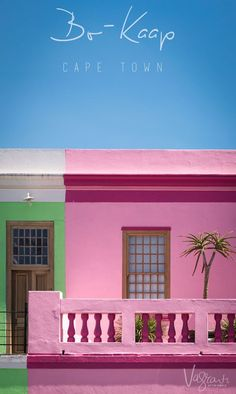 One of the most colourful places to visit in Cape Town - Bo-Kaap New Travel, Family Travel, Travel Tips, Travel Plan, Travel Articles, Amazing Destinations, Travel Destinations, Places To Travel, Places To Go