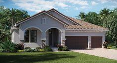 Waterleaf The Grande Cayman 2,588 sq. ft. 4 Bedrooms 3 Bathrooms 3 Car Garage 1 Story Riverview Florida 33579