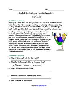2nd grade reading level books online free