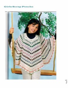 * 132-Ponchos for babies & kids