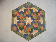60 degree triangle pattern needed - Quilters Club of America