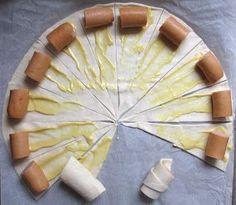 Croissants - hot dog