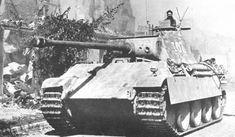 German Panzer V Ausf G Panther Medium Tank. Mg 34, Ww2 Photos, Images Photos, Tiger Tank, Military Armor, Tank Destroyer, Armored Fighting Vehicle, Ww2 Tanks, Tigers