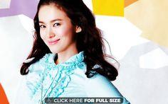 Song Hye Kyo Korean Actress wallpaper