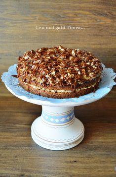 De cand am facut prima prajitura cu morcovi m-am indragostit iremediabil de acel blat […] Lidl, Caramel, Deserts, Cake, Recipes, Food, Sweets, Sticky Toffee, Candy
