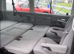 Vw T4 Transporter, T3 Bus, Car Interior Upholstery, Luxury Campers, Motorhome Conversions, Converted Vans, T2 T3, Car Interior Accessories, Cargo Van