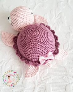 Mesmerizing Crochet an Amigurumi Rabbit Ideas. Lovely Crochet an Amigurumi Rabbit Ideas. Love Crochet, Diy Crochet, Crochet Crafts, Crochet Projects, Crochet Patterns Amigurumi, Amigurumi Doll, Crochet Dolls, Knitting Patterns, Crochet Turtle