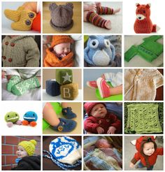 20 great knits for babies