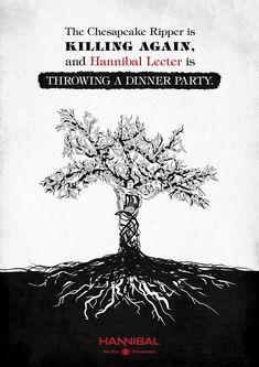 Hannibal / S02 E06 / Futamono by Posterology