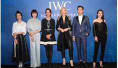 IWC Schaffhausen Welcomes Cate Blanchett For A Special Event In Shanghai To Celebrate The Role Of Women In The Film Industry Cate Blanchett, Shanghai, Iwc, Film Industry, Welcome, Special Events, Cinema, Celebrities, Coat