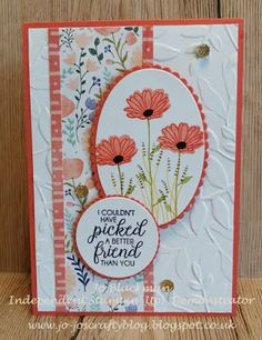 Good morning, on Saturday I held one of my monthly classes and we used the Daisy Delight bundle this month (amongst other things! Scrapbooking, Scrapbook Cards, Daisy Delight Stampin' Up, Poppy Cards, Fancy Fold Cards, Embossed Cards, Stamping Up Cards, Get Well Cards, Cards For Friends