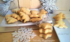 Biscotti natalizi allo yogurt zenzero e cannella Piacevolmente speziati e tanto soffici!Ottimi da inzuppare nel latte o nel the!