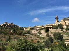 Valldemossa #nature #mallorca #hiking #travel #holiday