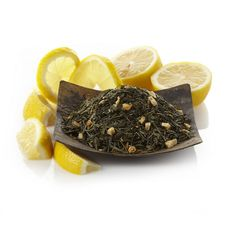 Fresh Lemon Zest Loose Leaf Green Tea - Teavana