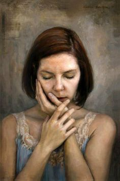 Candice Bohannon - With these Hands (Self-portrait)