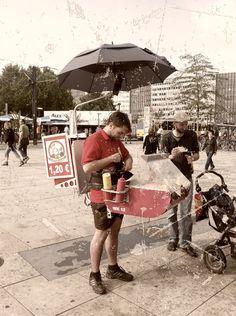Berlin CurryWurst...