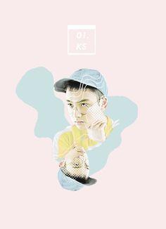 kyungsoo pink