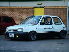 Micra k11 Micra K11, Nissan March, Jdm Cars, Custom Cars, Automobile, Vehicles, Hot Rods, Motorcycles, Racing
