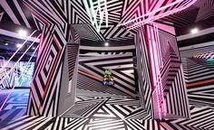 Tobias Rehberger docks his latest dazzle installation at MCM | Wallpaper* Magazine