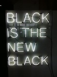 We love color here at LBA, but black is always a staple ! | Yelp