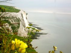 """Climbing the Cliffs"" Student Photo from Dover, England"