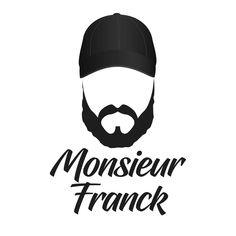Logo for Monsieur Franck I Youtuber I Street culture addicts #streetculture #logo #illustrations #digitalart #geneva