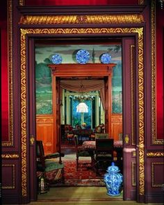 interieur Huis Van Gijn