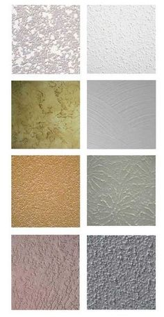 Interior Remodel - Simple Home and Apartment Interior Design - appartment - Selecting amongst the great deals of drywall surface areas could be difficult at first. Stucco Finishes, Wall Finishes, Ceiling Texture Types, How To Texture Walls, Bad Wand, Drywall Texture, Pintura Exterior, Stucco Exterior, Wall Exterior