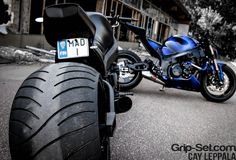 Motorcycle Drifting